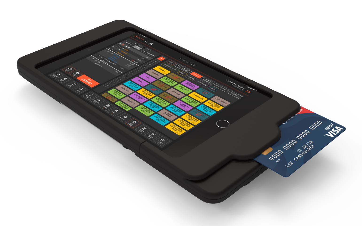 EdgeServ Mini Ordering and Payment Solution